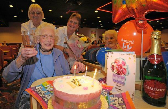 Ethel turns 94