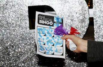 musical bingo game