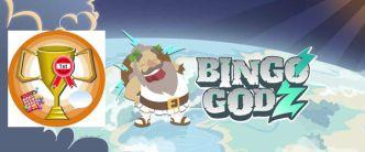 Bingo Godz receives chat host award