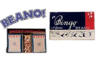 beano bingo