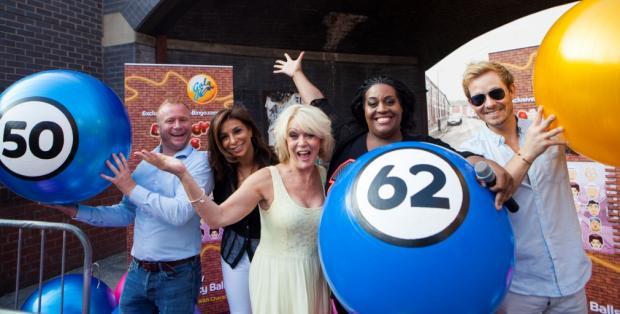 Biggest Bingo Balls World Record