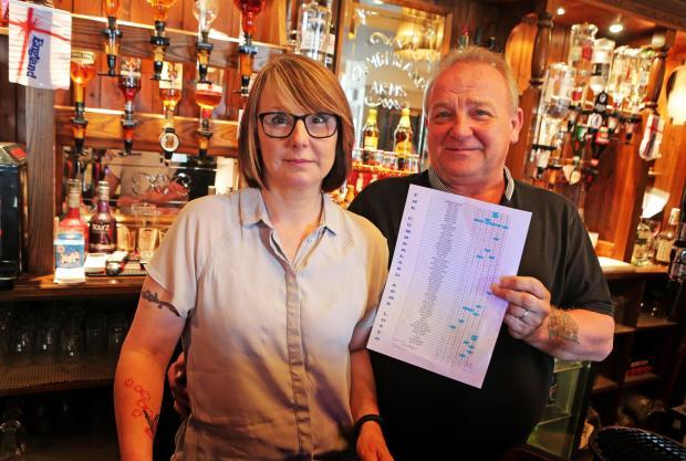 Flory Bingo Lottery Couple