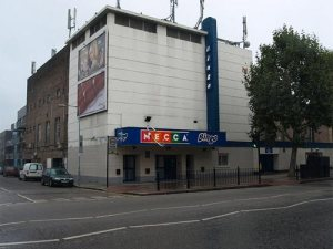 Hackney Road Mecca Bingo Club