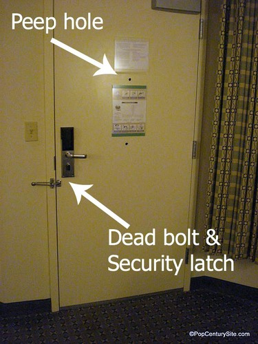 Tips for Staying Safe in Your Hotel Room