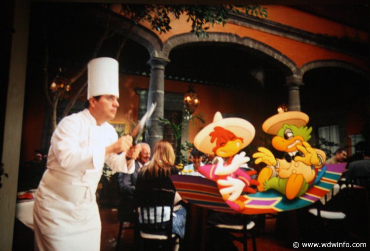 Disney World Orlando Restaurants