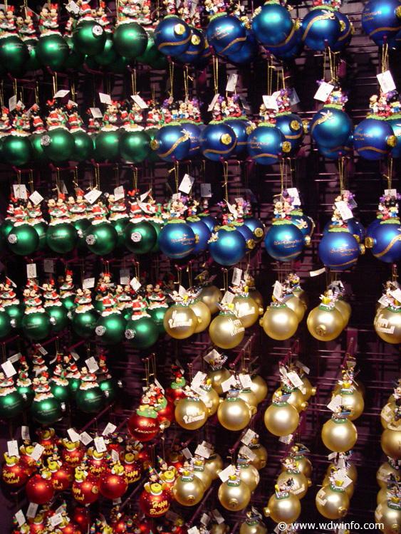 Disneys Days of Christmas Shop Photos at Downtown Disney