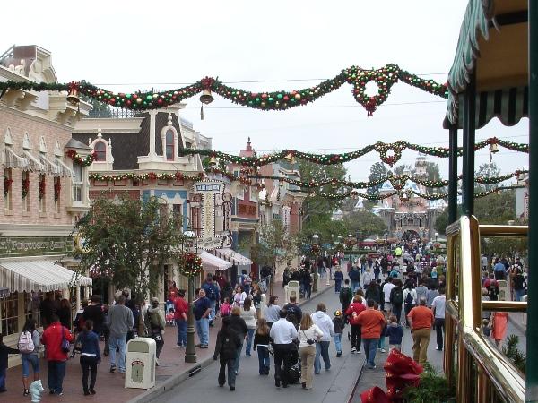 Disneyland Diamond Celebration 60th Anniversary Dazzling Decor