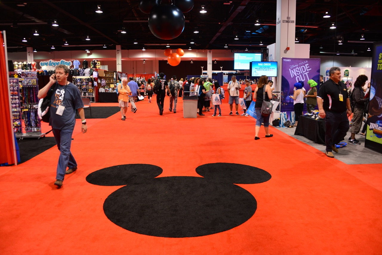 FirstTimers for the D23 Expo Helpful Convention Tips and