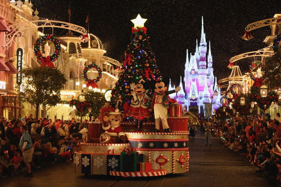 Mickeys Very Merry Christmas Party 2017 Christmas At