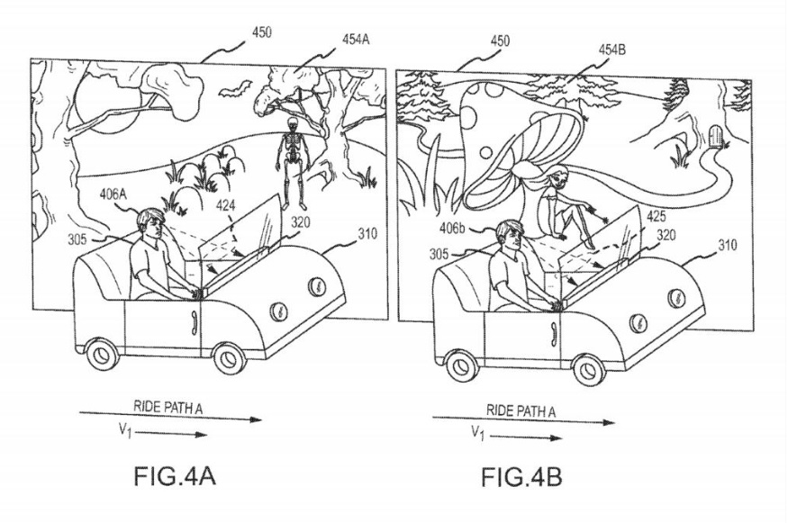 New Disney Patent Could Personalize Attractions Based on