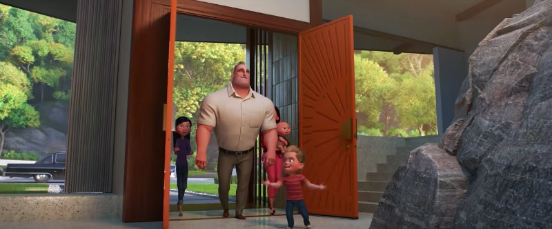 The Newest Trailer for Disney Pixars Incredibles 2 Has Arrived
