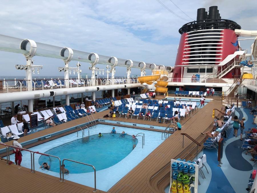 disney cruise ships information