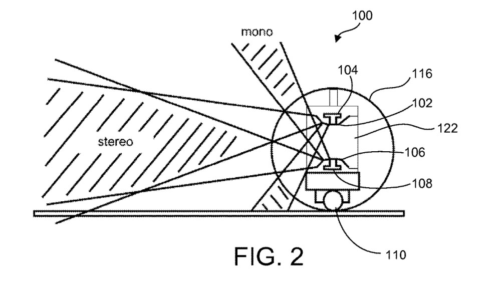 Patent Shows Disney Developing Optical Tracking Between