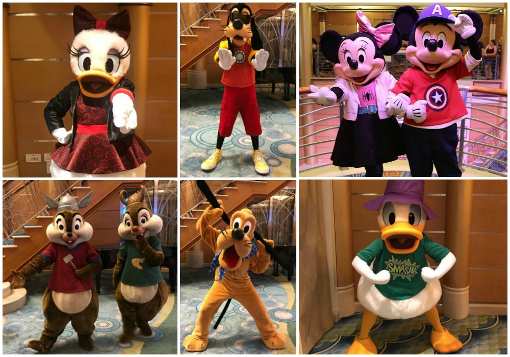 marvel disney dcl character