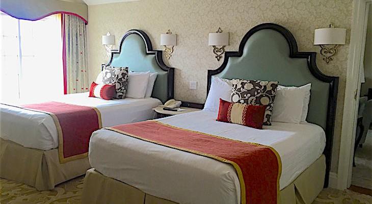 Disneys Grand Floridian Resort Disney Suites Cara