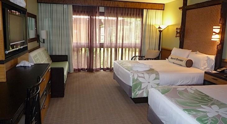Disney Polynesian Resort  Disney Suites  Cara Goldsbury  Luxury Disney Vacations