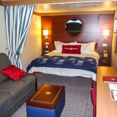 Disney Dream Sofa Bed Best Singapore 2018 Cruise Line Staterooms Vacation Planner Cara And Fantasy S Deluxe Inside Stateroom