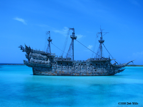 pirateshipposter