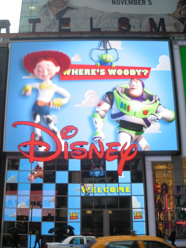 Disney Store In Times Square York Citywdw Radio