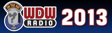 wdw radio 2013