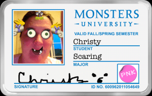 monsters Univ ID