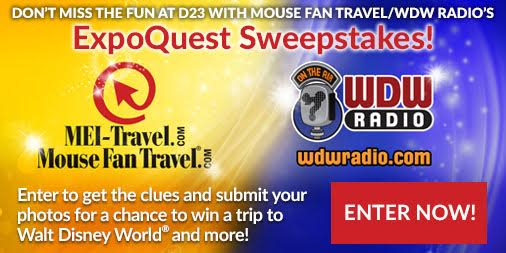 D23 Expo expoquest facebook