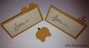 PPDC Easy Disney Thanksgiving Place Cards