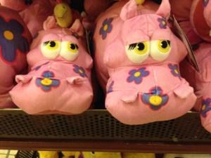 Winking Hippo Plush