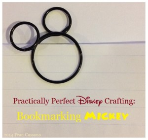 Bookmarking Mickey 1