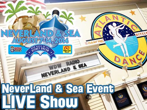 neverland-and-sea-live-show