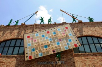 Toy Story Mania! attraction at Disney's Hollywood Studios/Walt D