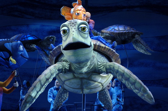 nemo musical - disney