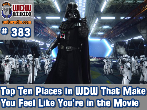 Show 383 Top Ten Places In Walt Disney World That Make You Feel Like You 39 Re In The Disney
