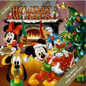 Disney Holiday Wishes Album