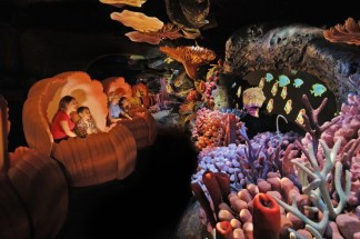 seas with nemo - disney