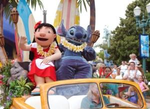 Disney Stars and Motor Cars Parade - Disney