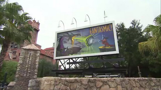 fantasmic - disney
