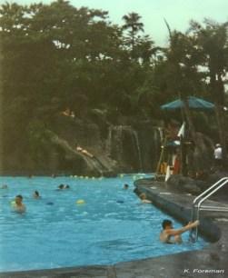 polynesian resort pool 1993 - kf