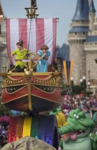 Festival of Fantasy Peter Pan - Disney