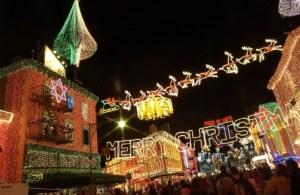 osborne lights - disney