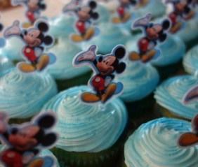 Mickey party cake1 - kf