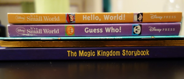 Walt Disney World Children's Books