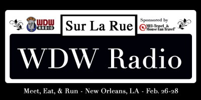 WDW Radio Lou Mongello New Orleans