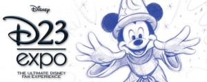 D23 Expo 2009 Logo - Disney