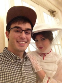 Mary Poppins - Blake