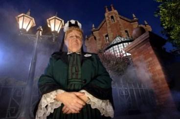 haunted mansion maid - disney