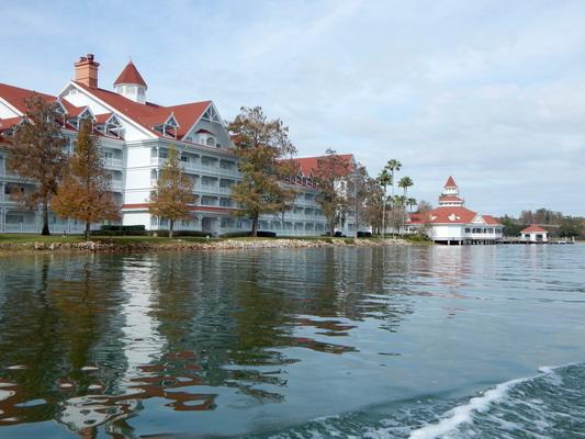 Walt Disney World Watercraft Selfies 1