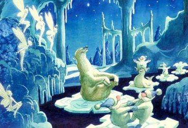 snowqueen (ploar bears)