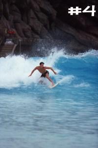 surfing at Typhoon Lagoon - disney / Walt Disney World Bucket List #4
