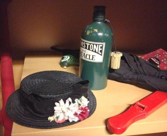 Mary Poppins Props